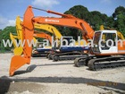 Used and Reconditioned Excavators Malaysia