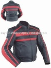 Dl-1181 Leather Motorbike Clothing