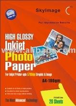 180g High Glossy Photo Paper