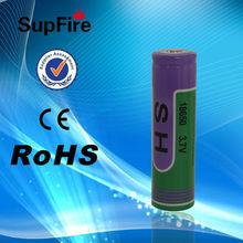 2800mAh 18650 lithium-ion batteries