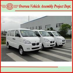 electric mini van china manufacturer