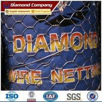 Hexagonal wire netting/Low price chicken wire factory/Chicken wire factory