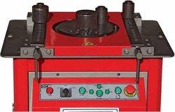 AUTOMATIC BAR BENDING MACHINE - BAR CUTTING & BAR BENDING MACHINES