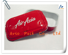 Aluminium Foil Container with lid for Food Packaging