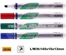 chisel tip whiteboard marker pen