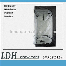 indoor Waterproof Hydroponics mylar 600D grow tent/green house/darkroom