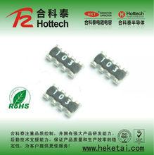 50V RA024A Chip Network Resistor 1/16W 0.63A