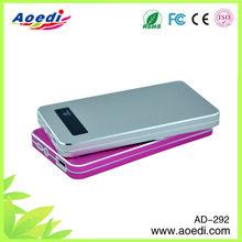 power bank for macbook pro /ipad mini,portable power bank 12v,power bank yoobao 4000mah of AD-292