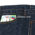 Jean design tablet case for ipad mini ,high quality with denim VTP-mini024