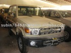 TOYOTA LAND CRUISER HARD TOP 4.5L NEW CARS 2009