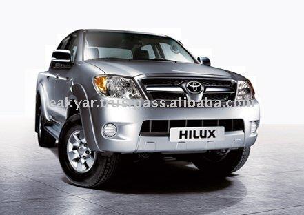 toyota hilux 2011. 2011 MY New Toyota Hilux VIGO