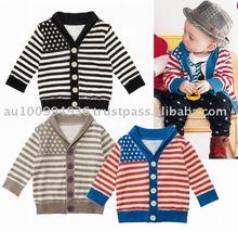 boy's shirt, boy's cardigan, boy's long sleeves shirt, MJ-019