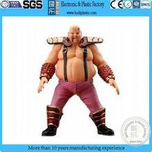 japanese cartoon series human character figure toy/sumo vinyl cartoon