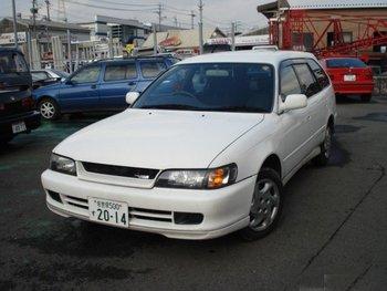 2000 TOYOTA Corolla Wagon L Touring LTD /GF-AE100G/ Used Car From Japan (100830181850)