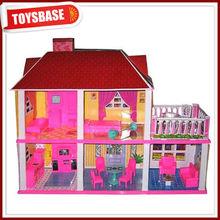 Miniature dollhouse,doll house
