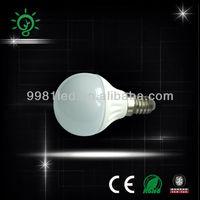 laptop aluminium body e14 3w warm lamp ceramic body