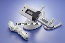 FM Transmitter, Charger And Holder For Car