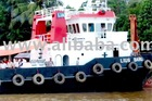 TUG BOAT BARGE FOR RENT
