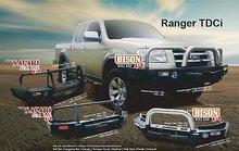 Bull bar for Ford Ranger