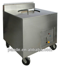 Commercial Restaurant Stainless Steel Gas naan bread machine for sale
