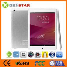 100% Original Andriod 4.1 7.9inch RK3188 quad core Tablet PC 1GB/16GB webcam