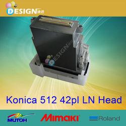 Liyu apollo pz3208kx printhead (konica 512LN 42pl model)