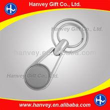 metal photo frame key chain