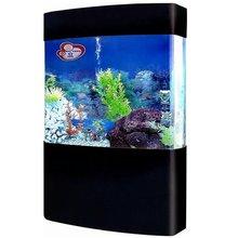 75 Gallon Acrylic Fish Tank Aquarium w/ Canopy n Filtering lighting System