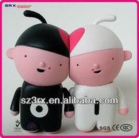cartoon character vinyl toy/pvc vinyl toy/OEM vinyl toy