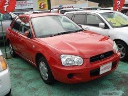 2002 SUBARU Impreza Sportswagon 15i /LA-GG2/ Used Car From Japan (100904103239)