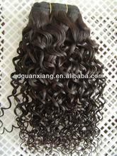 factory price grade AAAAA Malaysia kinky curly hair weaving