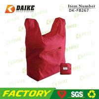 Polyester Customized Eco folding travel golf bag DK-FB267