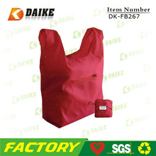 Polyester Customized Eco folding travel golf bag DK-FB267