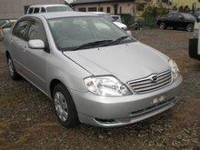 2003 Toyota used Corolla 1500cc 31,000km UA-NZE121 Silver(No.1009133)