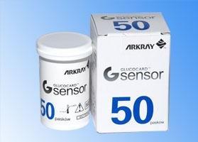 Glucocard G Sensor