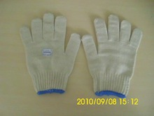 7guage cotton hand gloves from china