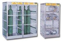 Cylinder Storage Cabinet Vertical Lockers