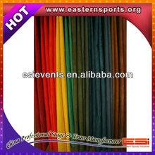 ESI Flame Retardant Velvet Drapery Fabric Curtains For Decoration Event