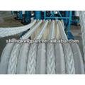 Corda UHMWPE para marine / mineração / plataforma de petróleo