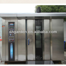 Loaf bread/ Hamburger bread/ Bread production line/ Gas Rotary oven (YKG-100)