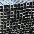 black tubo de ferro quadrado