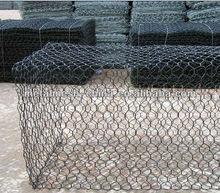 China alibaba Galfan coated gabion box products exported to dubai