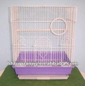 design modern galvanized aluminium singing bird cage pet cage for sale (manufacture)