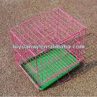 modern galvanized aluminium singing bird cage (manufacture)