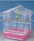 design modern galvanized aluminium singing bird cage (manufacture)