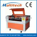 Itj6090-80c máquina de desenho do laser de vidro