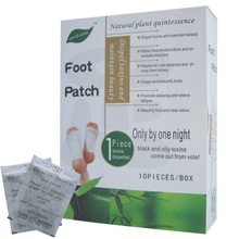 JUN GONG FOOT DETOX PATCH