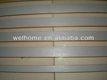 bed sprung slat with silver paper