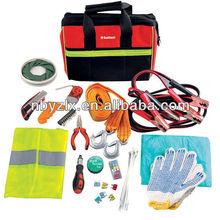 25pcs car emergency kit / auto emergency kit / car emergency tool kit