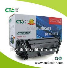 Original virgin empty Toner cartridge Q2612A 12A CB435A 435A 436A CE285A 285A 278A for HP laser ptiner